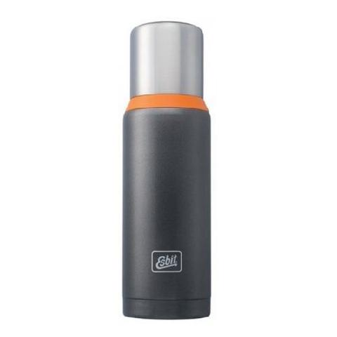 Термос Esbit VF1000DW-GO, темно-серый (оранжевый), 1 л