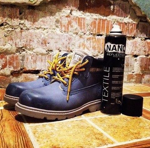 NANOREFLECTOR Текстиль для Обуви