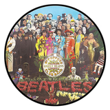 The Beatles ‎/ Sgt. Pepper's Lonely Hearts Club Band (Picture Disc)(LP)