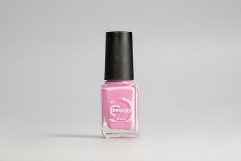 Лак для стемпинга Swanky Stamping S23, нежно-розовый 6 мл.