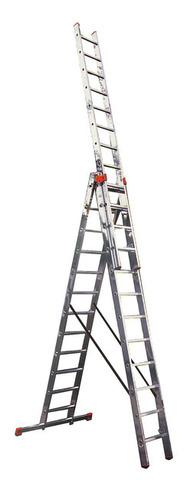 TRIBILO Универс. лестница их трёх частей с доп. функцией, 3 х 12