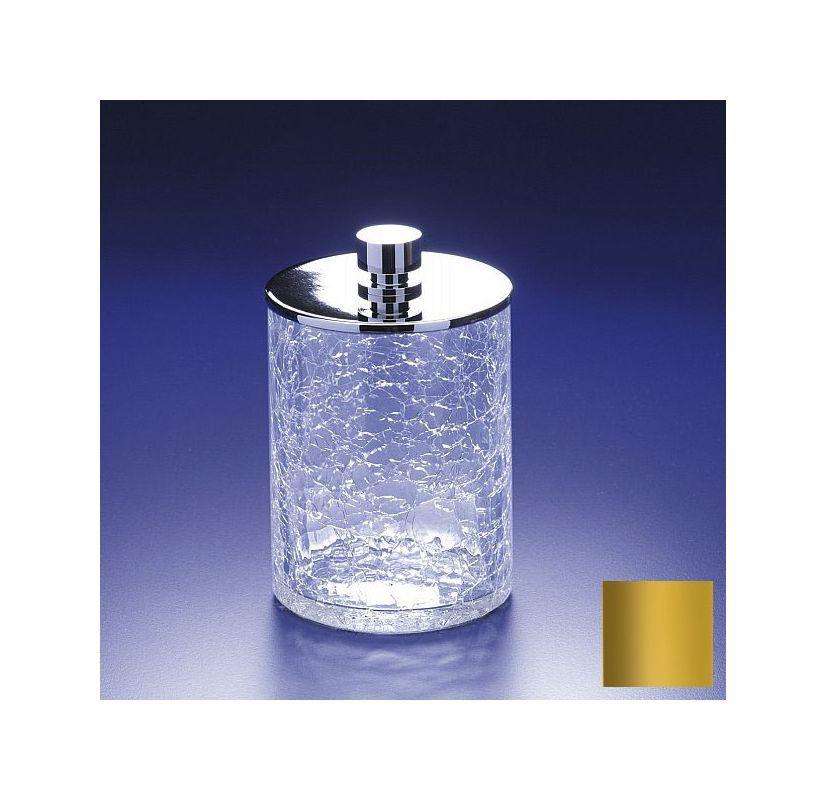 Для косметики Емкость для косметики большая Windisch 88126O Cracked Crystal yomkost-dlya-kosmetiki-bolshaya-88126o-cracked-crystal-ot-windisch-ispaniya.jpg