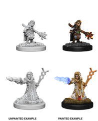 D&D Nolzur's Marvelous Miniatures: Female Gnome Wizard
