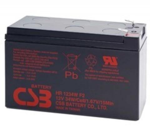 Аккумулятор CSB HR 1234 (12В 9А/ч)