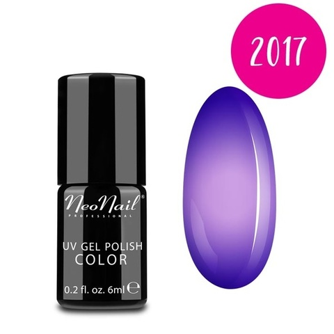 NeoNail Гель-лак UV 6ml Grape Groove Термо №5613-1