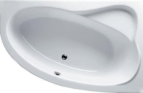 Акриловая ванна Riho LYRA 170х110 L