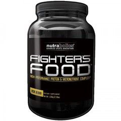 Fighter's Food