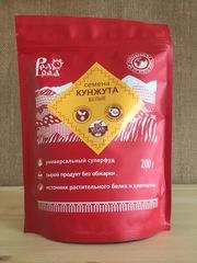 Семена Кунжута Белые, 200 гр. (Радоград)