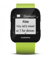 Спортивные часы Garmin Forerunner 35 (светло-зеленые) 010-01689-11