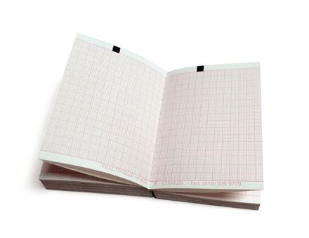 90х90х270, бумага ЭКГ для Schiller Cardiovit AT-4, Schiller AT-104, реестр 4033/1