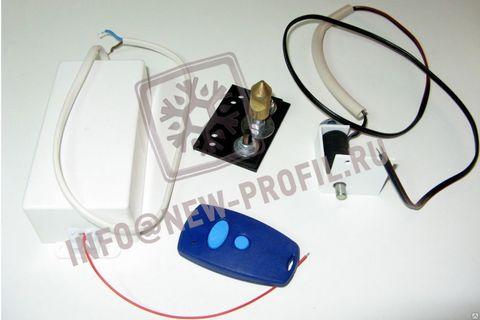 Электронный замок PR-LR для однодверных торговых холодильников Helkama