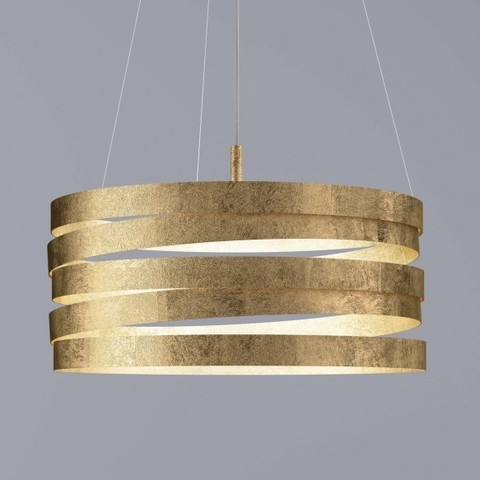 replica lighting BAND By MARCHETTI illuminazione  ( gold )