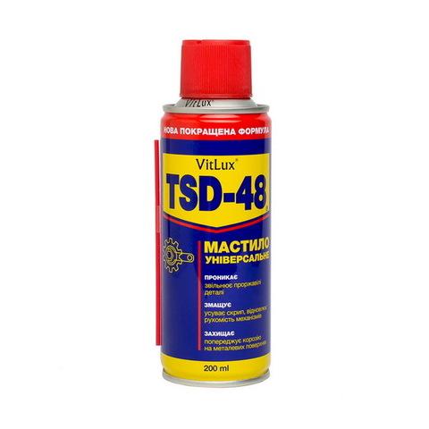 Смазка универсальная TSD-48 (200ml.) (аналог WD40) 1/24