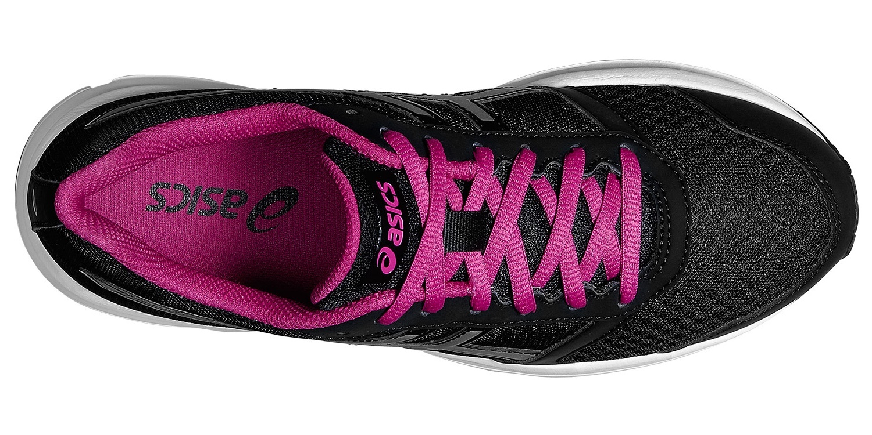 Женские кроссовки для бега Asics Patriot 8 (T669N 9093) черные фото