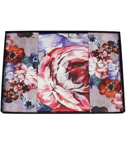 Постельное белье 2 спальное евро Fazzini Bloom
