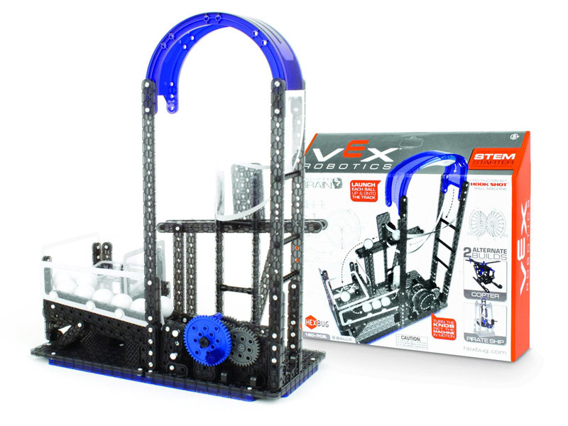 Конструктор VEX robotics Hook Shot Ball Machine