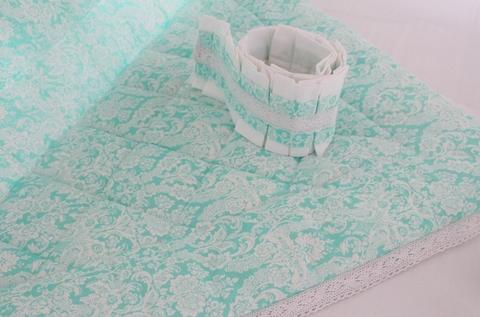 Зимнее одеяло - конверт на выписку Восточные сказки