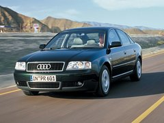 Чехлы на Audi A6 (С5) седан 1997–2004 г.в.