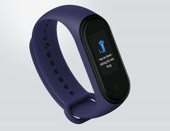 Фитнес браслет Xiaomi Mi Band 4 Deep Space Blue (синий)