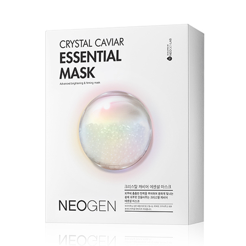 Маска NEOGEN Crystal Caviar Essential Mask 10шт.