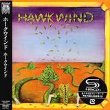 Hawkwind / Hawkwind (Mini LP CD)