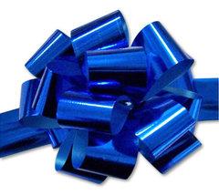 Бант-шар металлиз. (синий) 30х110 малый