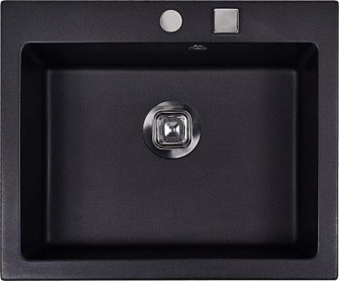 Мойка для кухни Kuppersberg MODENA 1B BLACK