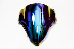 Ветровое стекло для мотоцикла Suzuki GSX-R1300 99-07 DoubleBubble Иридий