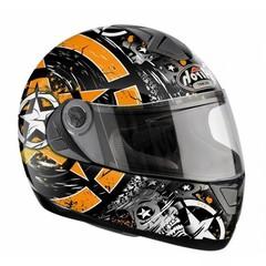 Aster-x Skull / Оранжевый