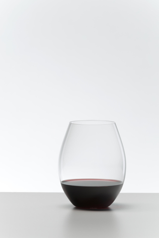 Набор бокалов для красного вина 2шт 570мл Riedel The Big O Wine Tumbler Syrah