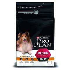 Purina Pro Plan Medium Adult для взрослых собак средних пород, курица