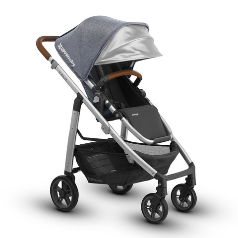 Коляска UPPAbaby Cruz Gregory Blue Malange