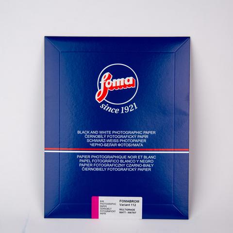 Фотобумага Foma Fomabrom VAR 112 18x24 см, 10 листов
