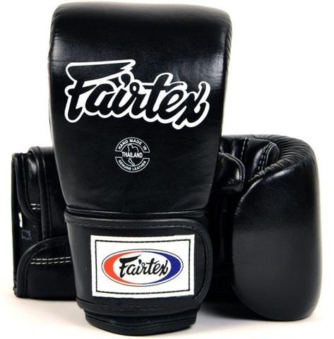 Перчатки снарядные Fairtex Bag gloves TGT7 Black