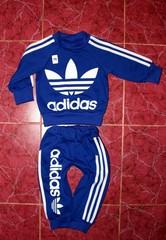 Спортивный костюм Адидас, футер начесной
