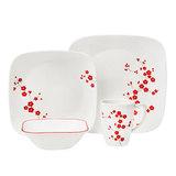 Набор посуды Hanami Garden 16 пр, артикул 1101297, производитель - Corelle