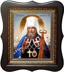 Филарет Святитель митрополит Московский и Коломенский. Икона на холсте.