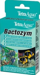 Средство для биологического запуска аквариума, Tetra Bactozym, 10 капсул