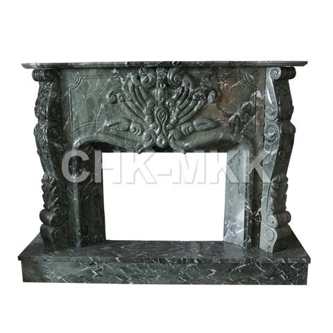 Портал для камина из мрамора