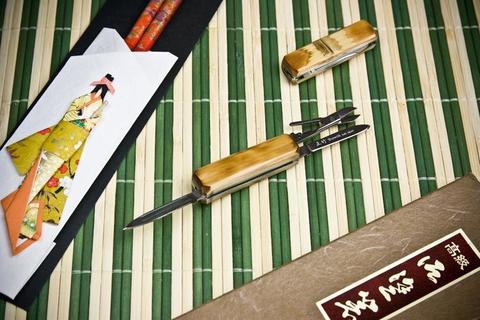 Складной нож Showtik Sarashi