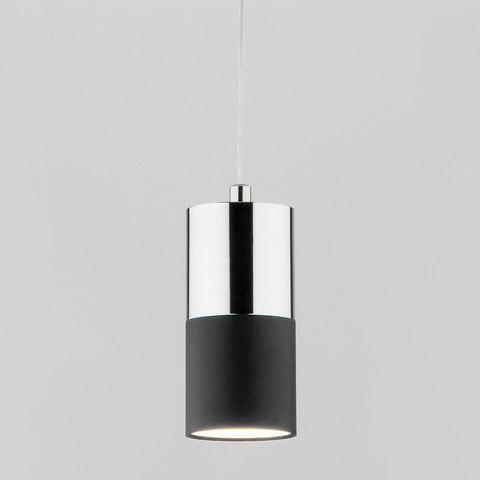 Подвесной светильник 50146/1 хром/черный
