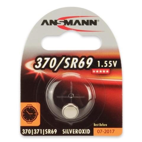 Батарейка Ansmann для часов 370 / SR69/ 1.55V