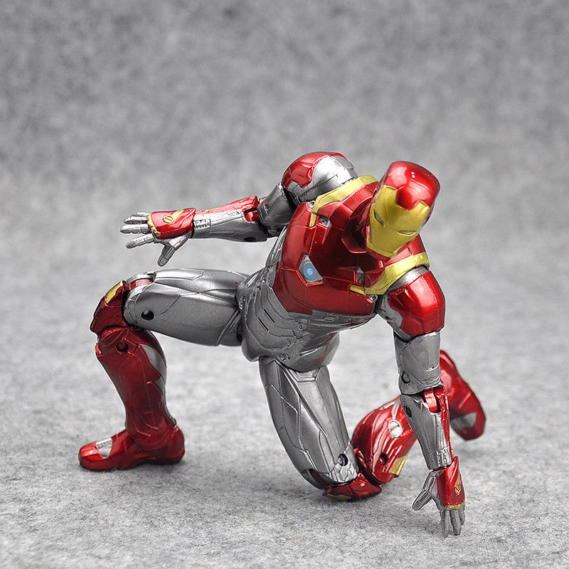 Человек-паук Возвращение домой фигурка Марк 47