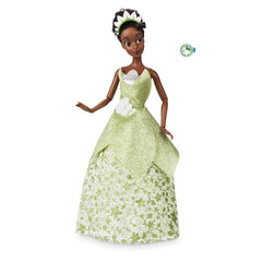 Кукла Дисней принцесса Тиана (Tiana) - Принцесса и Лягушка (The Princess and the Frog), Disney