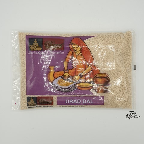 Маш белый Bharat Bazaar, 500 гр