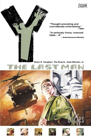 Y: the last man. Vol. 2