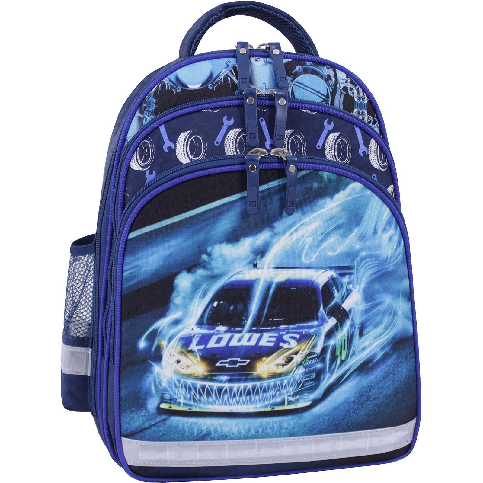 Для детей Рюкзак школьный Bagland Mouse 225 синий 555 (0051370) IMG_2572_суб.555_.JPG
