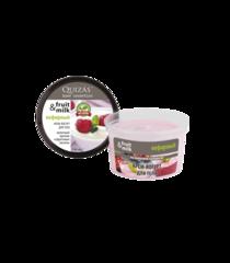 Крем-йогурт КЕФИРНЫЙ с эффектом лифтинга, для нормальной и жирной кожи, 250ml ТМ Quizas