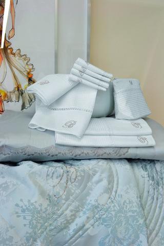 Полотенце 100х150 Blumarine Cheryl белое