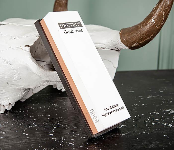 RAZ481 Точильный (водный) камень для заточки (8000/3000 грит) фото 03